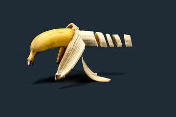 Banane von Patrick J. Boening