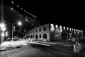 Dumbo Stadtviertel in Brooklyn  New York