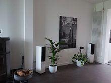 Photo de nos clients: Lantaarns, Leiden sur Jordy Kortekaas, sur toile