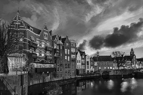 Delfshaven Nederland van Peter Bolman