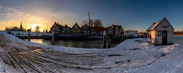 White harbour van Jan Koppelaar