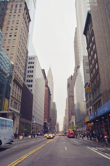 New York Street van Anouschka Kriek