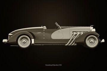 Duesenberg SJ Speedster 1933