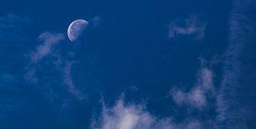 Zon, Maan en....no sterren. van Jakob Baranowski - Off World Jack