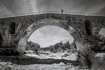 Le Pont Julien von Wim Kohne