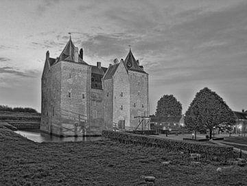 Slot Loevestein van Rens Marskamp