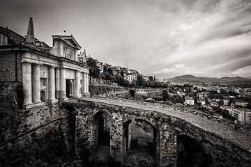 Bergamo - Porta San Giacomo von Alexander Voss