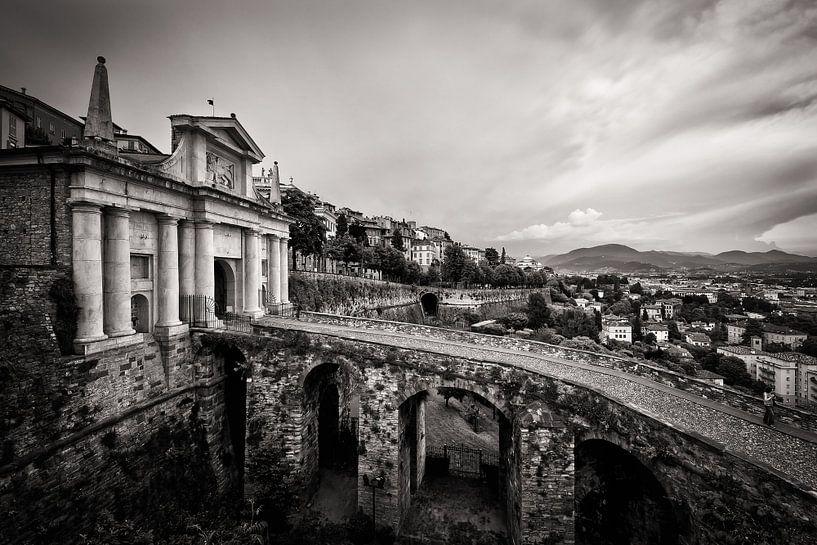 Bergamo - Porta San Giacomo van Alexander Voss