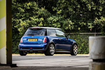 Mini Cooper S van Sim Van Gyseghem