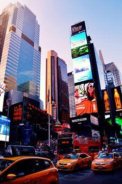 Times Square New York van Madeleine Michel