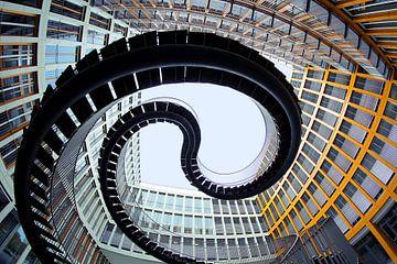 Escaliers sans fin Munich sur Patrick Lohmüller