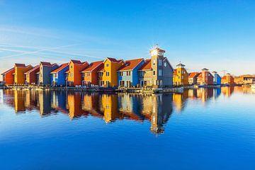 Reitdiepaven à Groningen sur Annie Jakobs