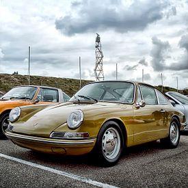 Porsche 911  van Bas Bleijenberg
