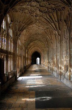 Kloostergang Gloucester von Sander van Dorp
