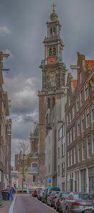 Panorama Westerkerk Amsterdam