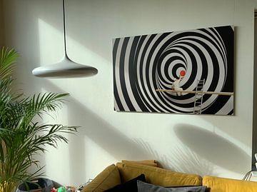 Kundenfoto: op art von Remko Killaars