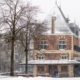De Waag in Leeuwarden van Hanneke Luit