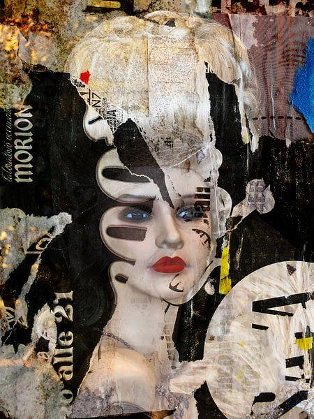 The venetian beauty goes abstract van Gabi Hampe