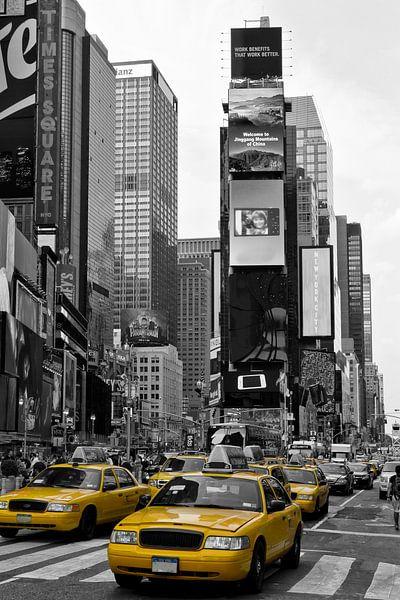 NEW YORK CITY Times Square  van Melanie Viola