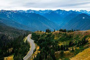 Sneeuwtoppen, Washington State