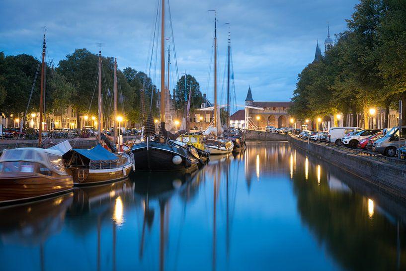Oude Haven (museumhaven), Zierikzee van Roelof Nijholt