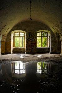 urban fort chartreuse België van