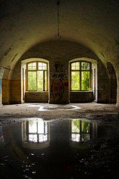 urban fort chartreuse België sur Patricia Mallens