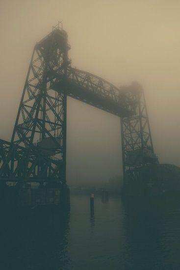 Hef in de mist