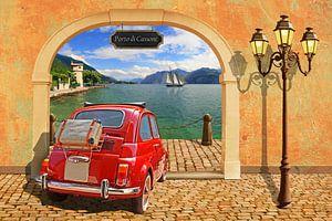 Un piccolo porto di Italia von