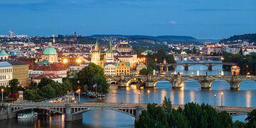 die Brücken von Prag von Antwan Janssen