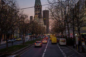 Berlin street von Gabriella Sidiropoulos