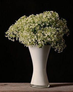 bloemen vaas van Saskia Schotanus