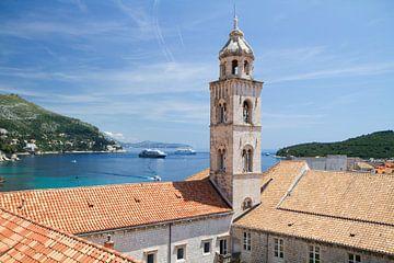 Dubrovnik, Croatie sur Jan Schuler