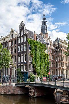 Kloveniersburgwal Amsterdam van Peter Bartelings Photography