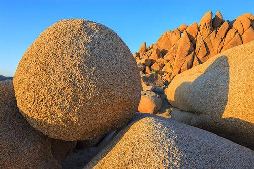Jumbo Rocks in Joshua Tree NP, USA van Henk Meijer Photography