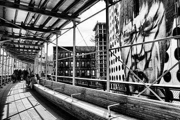 New York Leben auf der Straße von Steve Van Hoyweghen