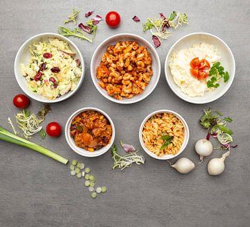 Fresh food von Jaap Tempelman