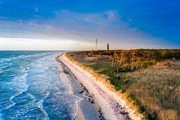 Oostzeekust bij Darßer Ort