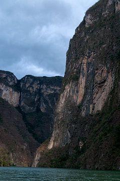 Mexico: Cañón del Sumidero National Park (Tuxtla Gutiérrez) von Maarten Verhees