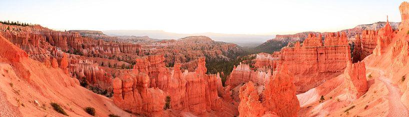 Bryce Canyon Panorama van Gerben Tiemens