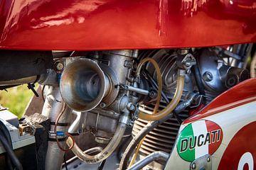 Ducati van Rob Boon