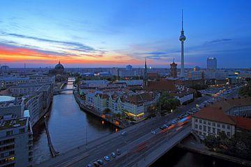 Berlin Skyline