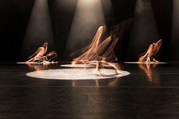 Dansexpressie 4 van Wim Roebroek