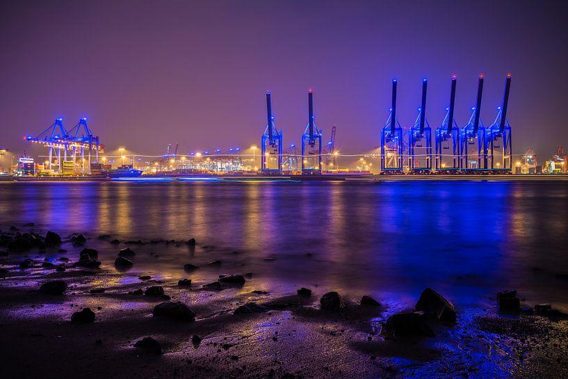 Blue Port van Jeroen de Jongh