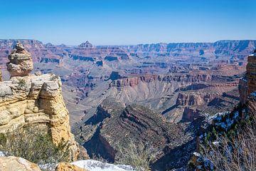 Grand Canyon, Arizona (USA). van Patrick Vercauteren