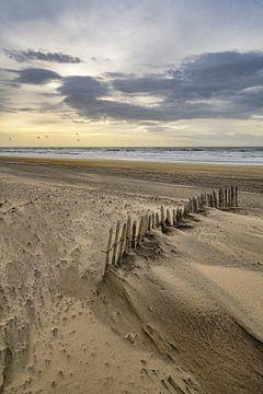 Prachtig strand van Dirk van Egmond