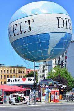 Luchtballonvaart naar Berlijn en vintage sfeer in de Duitse stad van Carolina Reina