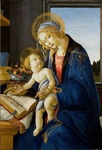 Sandro Botticelli - Maria met Kind van