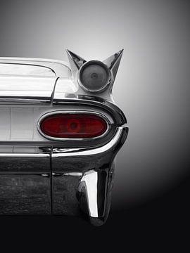 Amerikaanse klassieke auto's Parisienne 1959 van Beate Gube