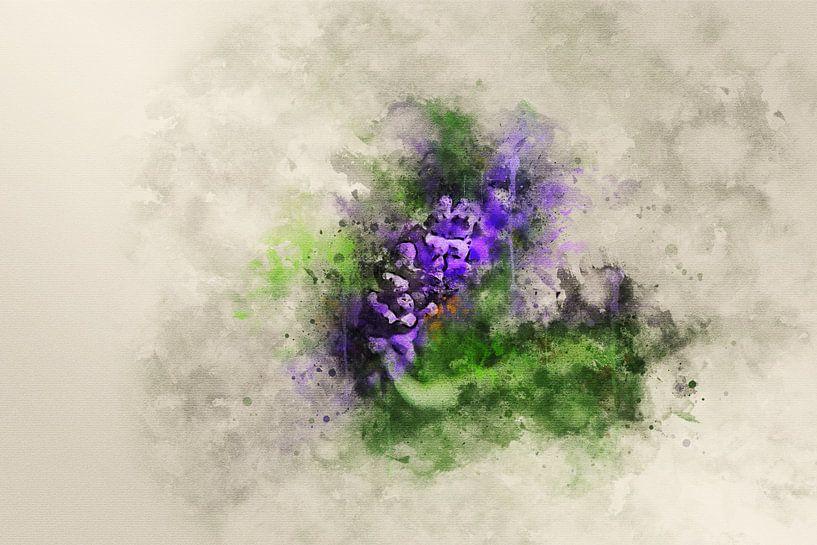 Lavendel van Sharon Harthoorn